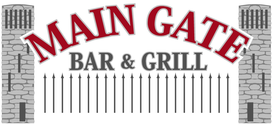 Main Gate Bar & Grill - logo